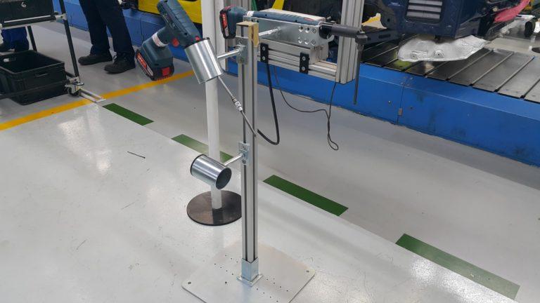 Custom Tool Stands