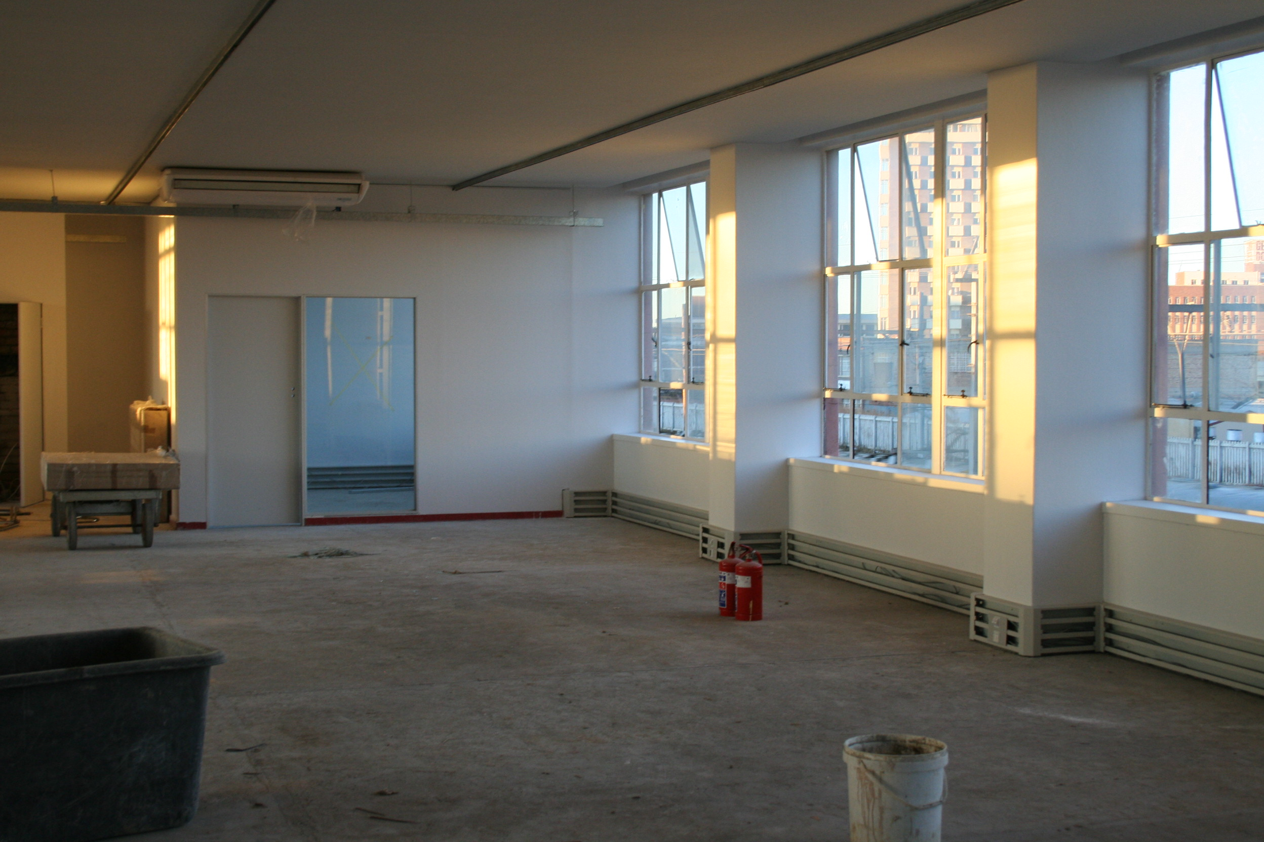 Electrical renovation of offices